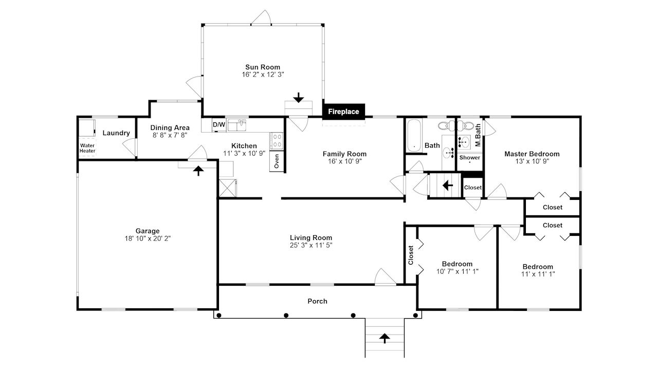 investment property - 2957 Chukar Trail, Decatur, GA 30034, DeKalb - image 3