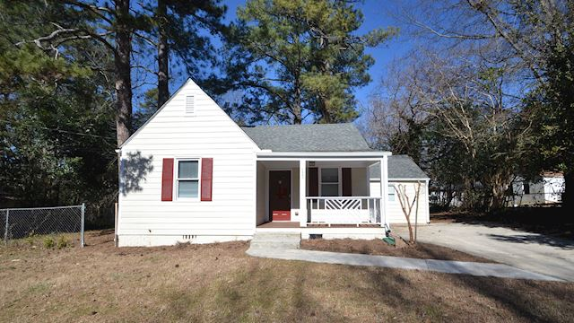 investment property - 2460 Mellville Avenue, Decatur, GA 30032, Dekalb - main image