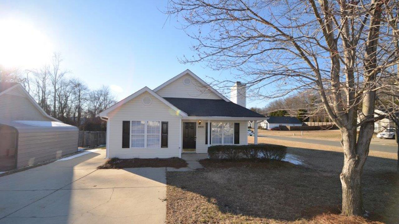 investment property - 4400 Tyndale Ct, Greensboro, NC 27406, Guilford - image 0