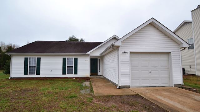 investment property - 803 Banner Oak Ct, Greensboro, NC 27406, Guilford - main image