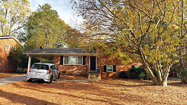 investment property - 1596 Hampshire Pl, Decatur, GA 30032, Dekalb - main image