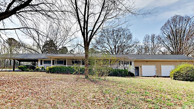 investment property - 2019 Silver Creek Dr, Austell, GA 30168, Cobb - main image