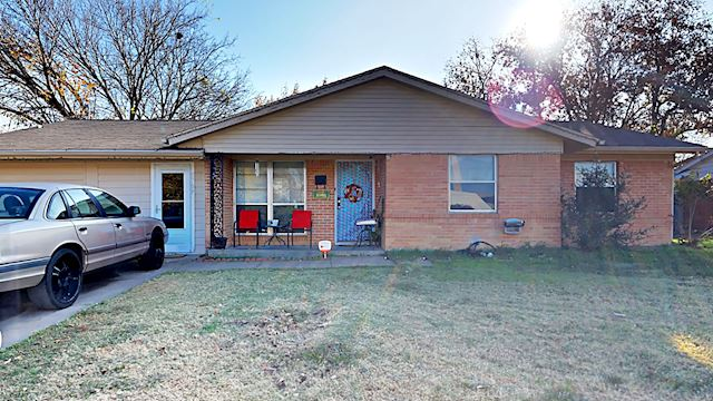investment property - 5709 Walraven Circle,  Fort Worth, TX 76133, Tarrant - main image