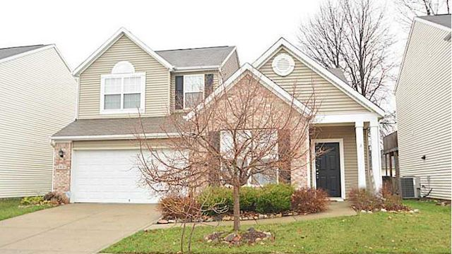 investment property - 13034 W Elster Way, Fishers, IN 46037, Hamilton - main image