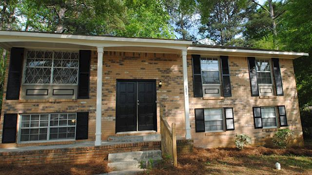 investment property - 1421 Iron Gate Blvd, Jonesboro, GA 30238, Clayton - main image