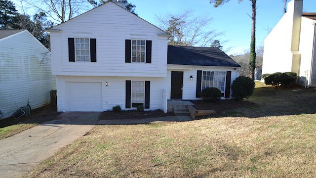 investment property - 1378 Mill Lake Cir, Stone Mountain, GA 30088, Dekalb - main image
