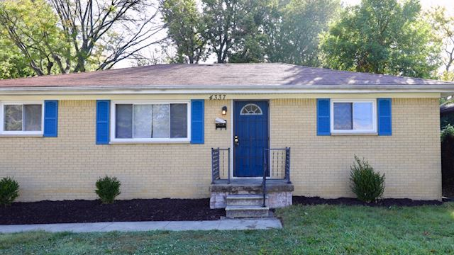 investment property - 4337 N Audubon Rd, Indianapolis, IN 46226, Marion - main image