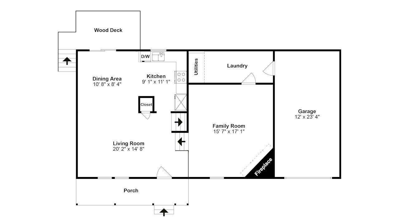 investment property - 3819 Shane Ct, Ellenwood, GA 30294, Dekalb - image 3
