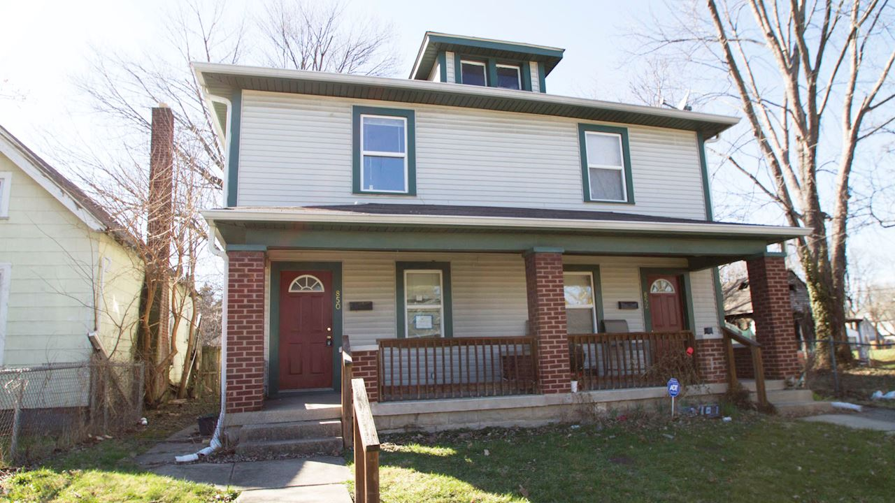 investment property - 850 N Temple Ave, Indianapolis, IN 46201, Marion - image 0