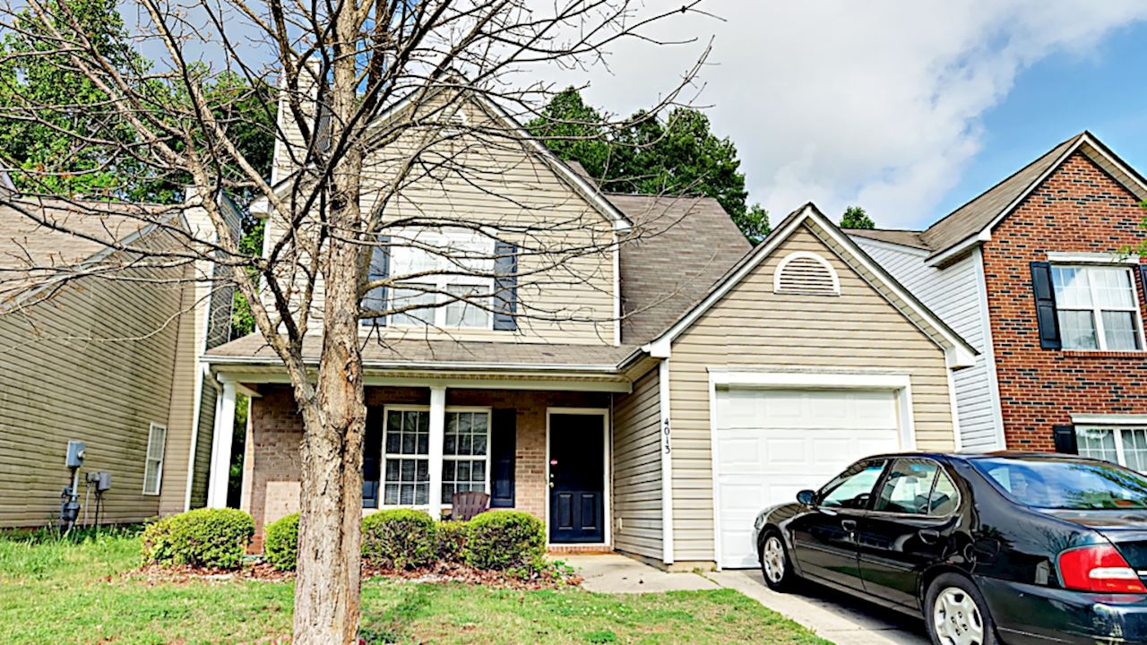 investment property - 4013 Cindy Woods Ln, Charlotte, NC 28216, Mecklenburg - image 0