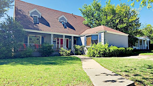 investment property - 5017 Calmont Ave, Fort Worth, TX 76107, Tarrant - main image
