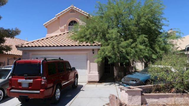 investment property - 2533 Lazy Brook Dr, Las Vegas, NV 89156, Clark - main image