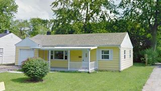 investment property - 6117 E 25th St, Indianapolis, IN 46219, Marion - main image