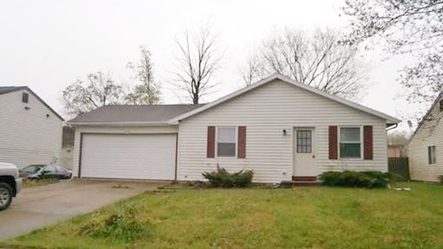investment property - 3905 Ireland Dr, Indianapolis, IN 46235, Marion - main image