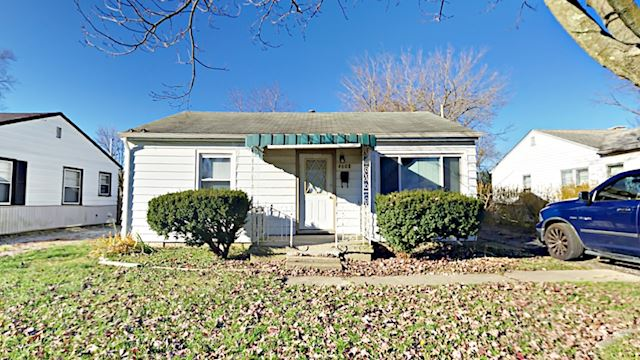 investment property - 4608 N Hartman Dr, Indianapolis, IN 46226, Marion - main image