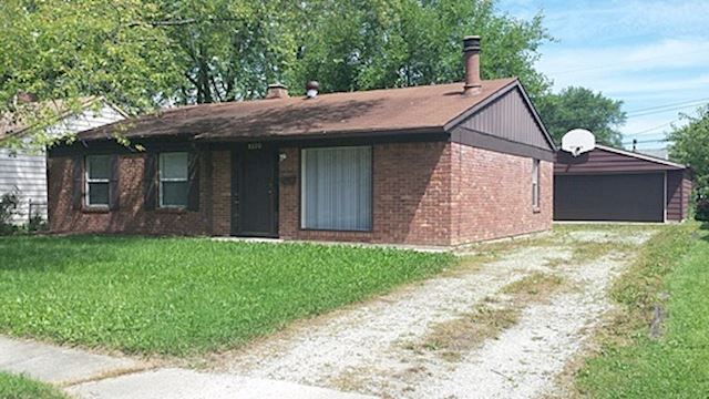 investment property - 8220 Crousore Rd, Indianapolis, IN 46219, Marion - main image