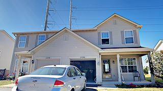 investment property - 2246 Rebecca Cir, Montgomery, IL 60538, Kendall - main image
