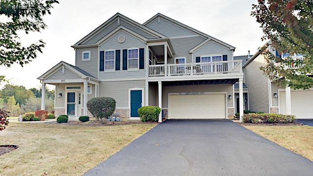 investment property - 345 Bakers Ct, Lakemoor, IL 60051, McHenry - main image