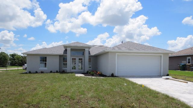 investment property - 1001 SW 10th Pl, Cape Coral, FL 33991, Lee - main image