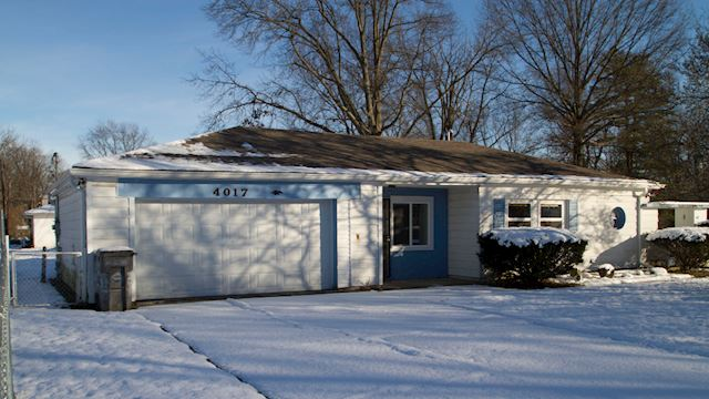 investment property - 4017 N Sheridan Ave, Indianapolis, IN 46226, Marion - main image