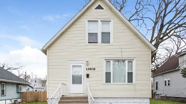 investment property - 13909 Park Ave, Dolton, IL 60419, Cook - main image