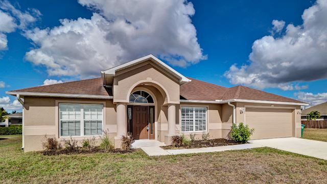 investment property - 2001 NE 19th Ter, Cape Coral, FL 33909, Lee - main image