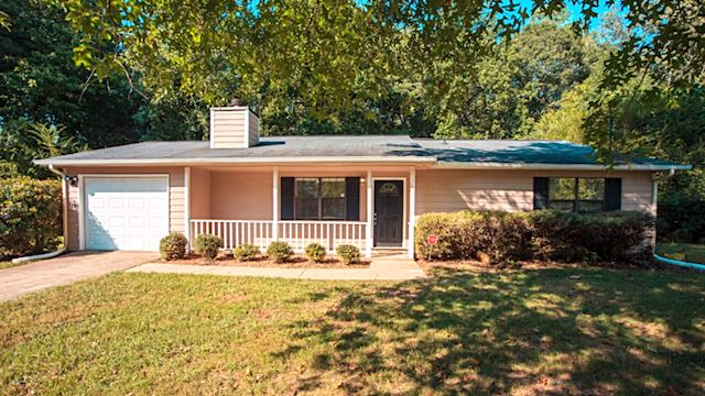 investment property - 10222 Red Bridge Ct, Jonesboro, GA 30238, Clayton - main image