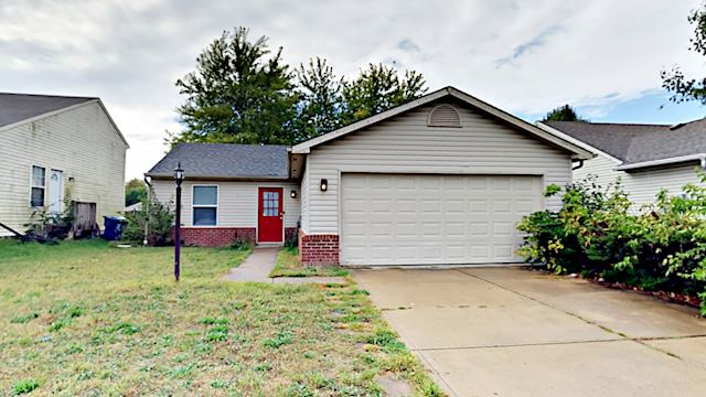 investment property - 4042 Waterfield Dr, Indianapolis, IN 46235, Marion - main image