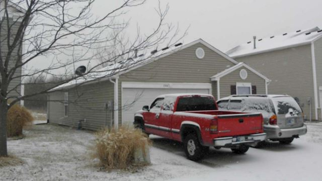 investment property - 1316 Ellington Dr, Shelbyville, IN 46176, Shelby - main image