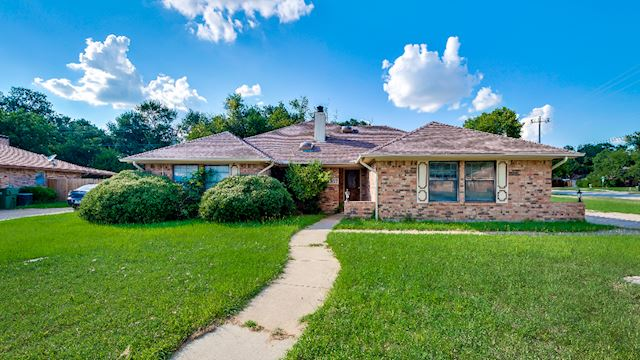 investment property - 1337 Brookfield Ln, Mansfield, TX 76063, Tarrant - main image