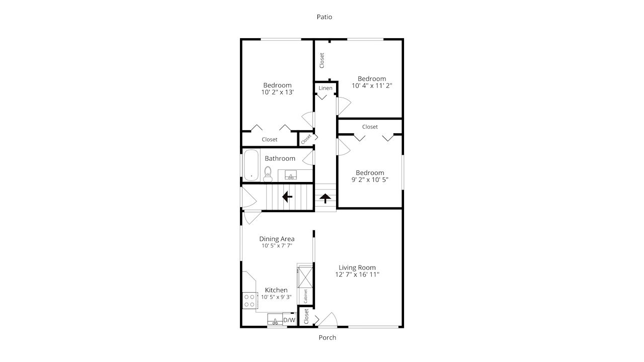 investment property - 5739 Harrison St, Garden City, MI 48135, Wayne - image 3
