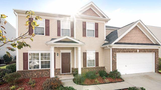 investment property - 8514 Magnolia Springs Dr, Harrisburg, NC 28075, Cabarrus - main image