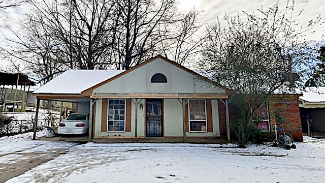investment property - 2297 Delray Ave, Memphis, TN 38127, Shelby - main image