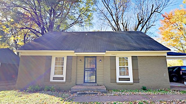 investment property - 3497 Mountain Terrace St, Memphis, TN 38127, Shelby - main image