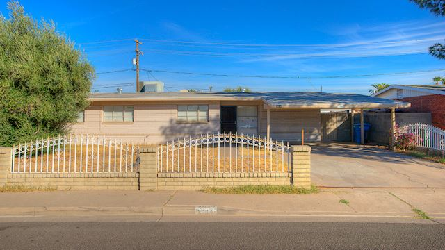 investment property - 3614 W Campbell Ave, Phoenix, AZ 85019, Maricopa - main image