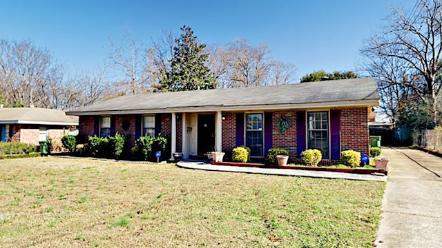 investment property - 1375 Bancroft Ave, Montgomery, AL 36116, Montgomery - main image