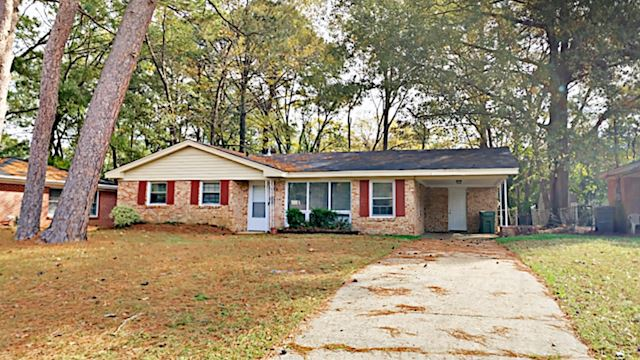 investment property - 2714 Green Oaks Dr, Montgomery, AL 36107, Montgomery - main image