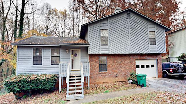 investment property - 3464 Homeward Trl, Ellenwood, GA 30294, Dekalb - main image