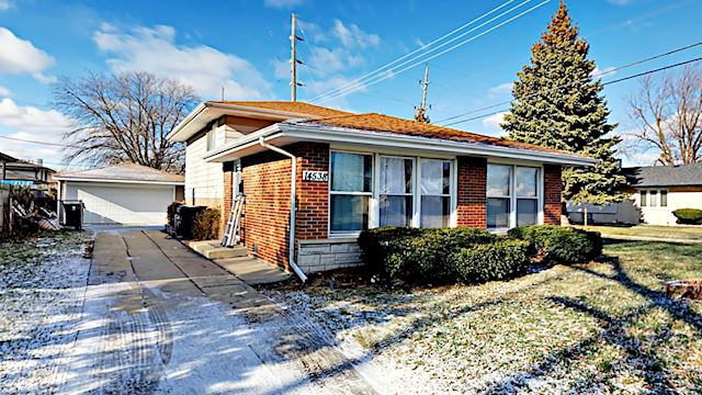 investment property - 14538 Kimbark Ave, Dolton, IL 60419, Cook - main image