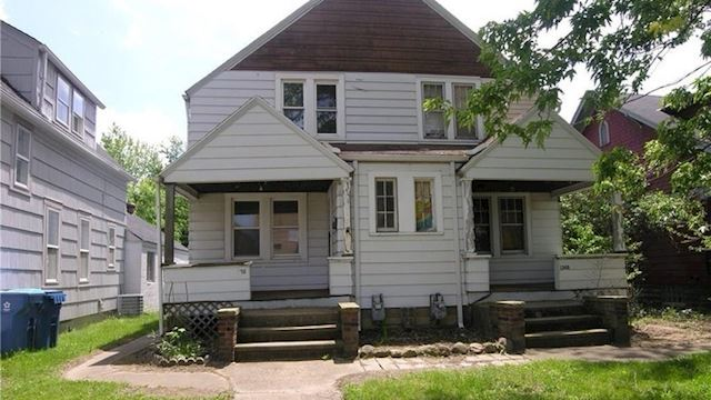 investment property - 1350 E Erie Ave, Lorain, OH 44052, Lorain - main image