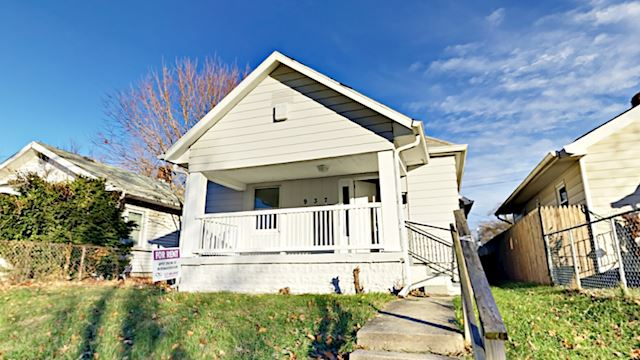 investment property - 937 N Bosart Ave, Indianapolis, IN 46201, Marion - main image