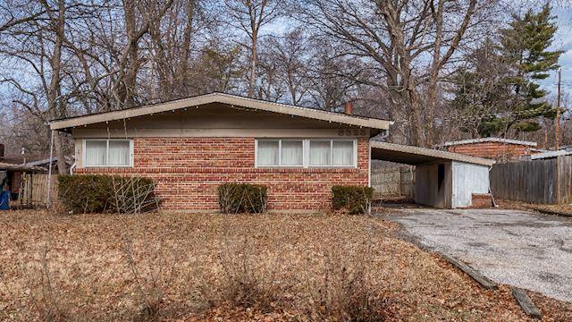 investment property - 8323 Hatina Dr, Saint Louis, MO 63134, Saint Louis - main image