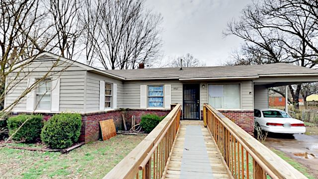 investment property - 4967 Newton Rd, Memphis, TN 38109, Shelby - main image