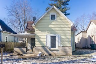 investment property - 315 N Vine St, Muncie, IN 47305, Delaware - main image