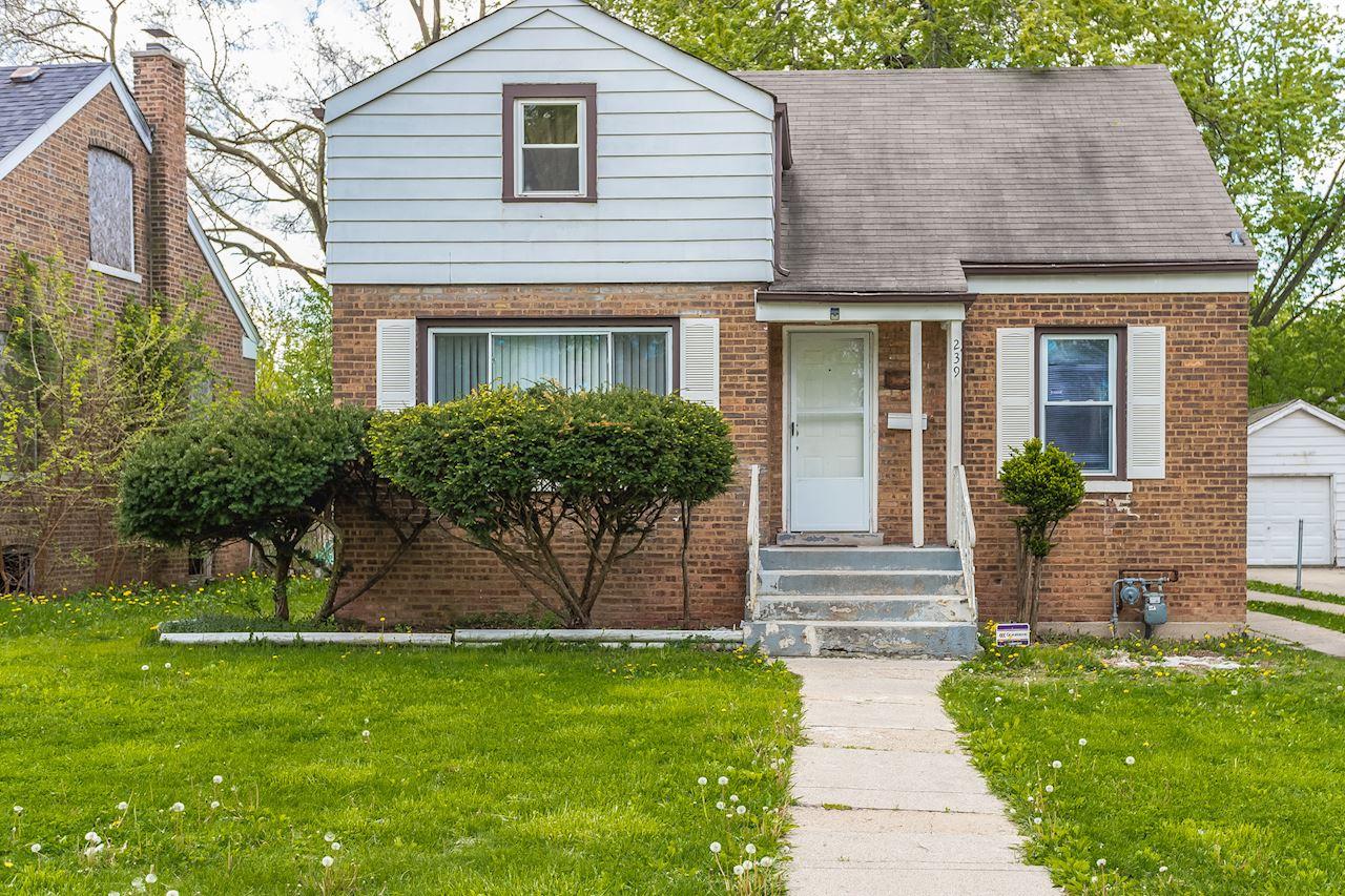investment property - 239 E 140th Pl, Dolton, IL 60419, Cook - image 0