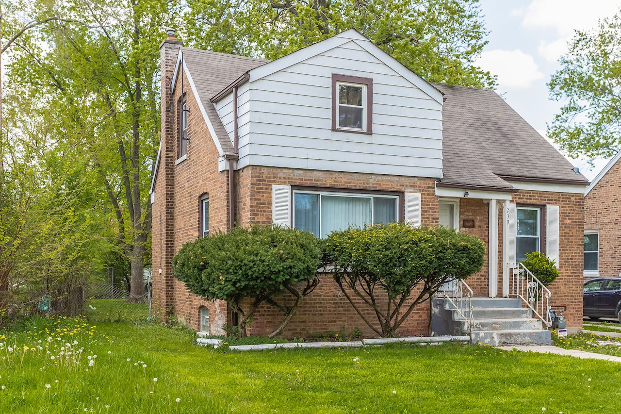 investment property - 239 E 140th Pl, Dolton, IL 60419, Cook - image 2