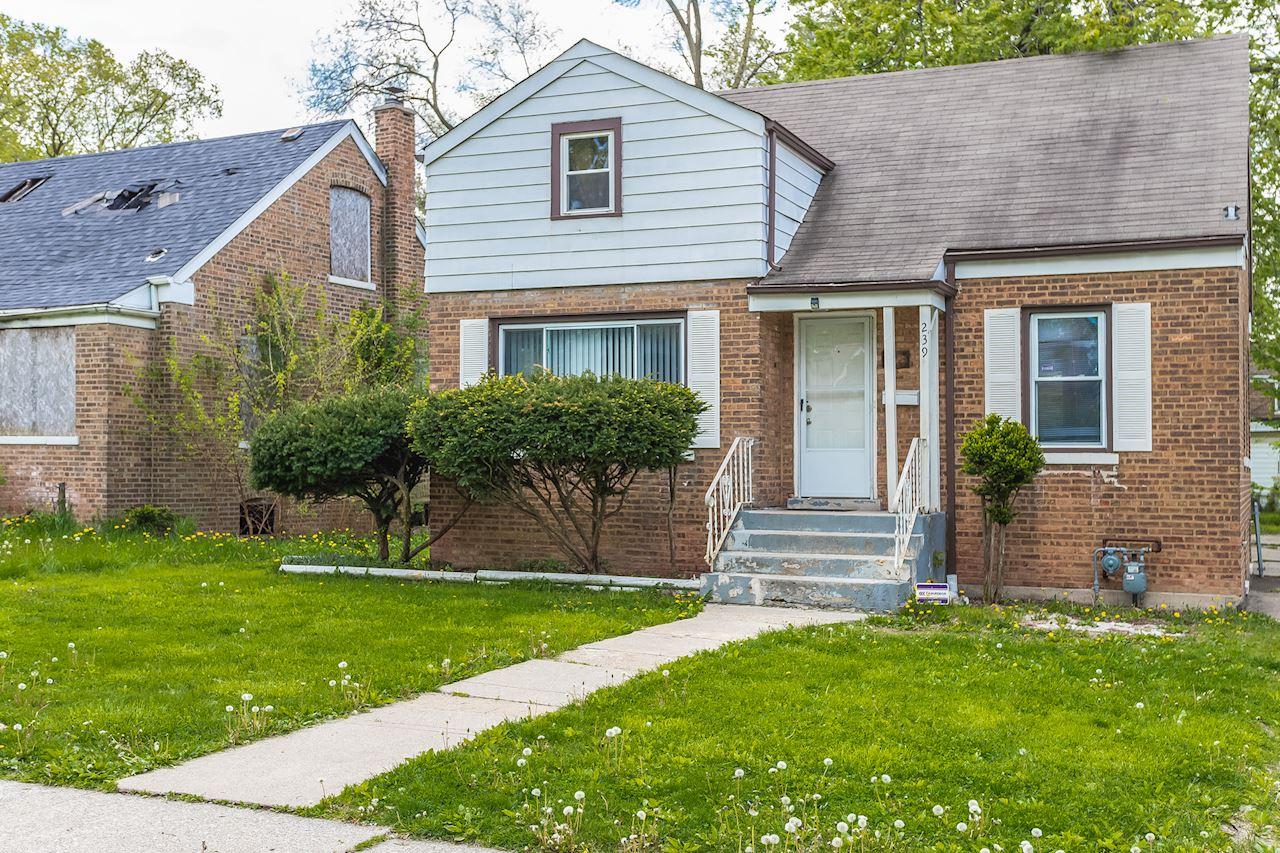 investment property - 239 E 140th Pl, Dolton, IL 60419, Cook - image 1