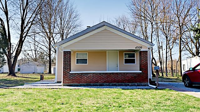 investment property - 4509 E 17th St, Indianapolis, IN 46218, Marion - main image