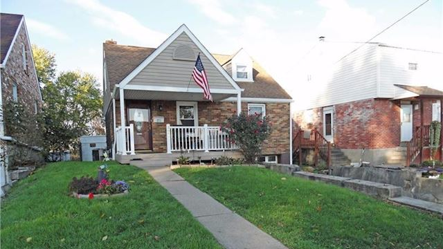 investment property - 171 Central Ave, North Versailles, PA 15137, Allegheny - main image