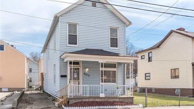 investment property - 503 3rd Ave, Carnegie, PA 15106, Allegheny - main image